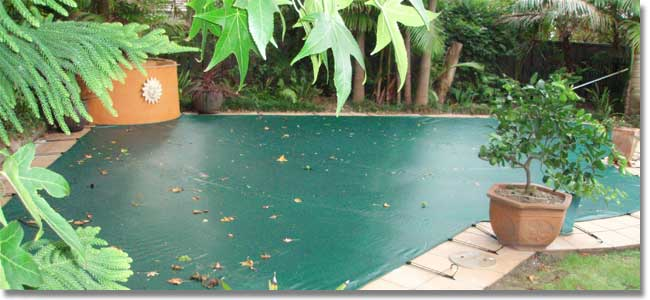 Pooltex Green Cover