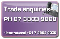 Contact Us on (07) 38039000